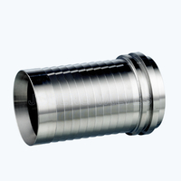 Sanitary High pressure hose couplings